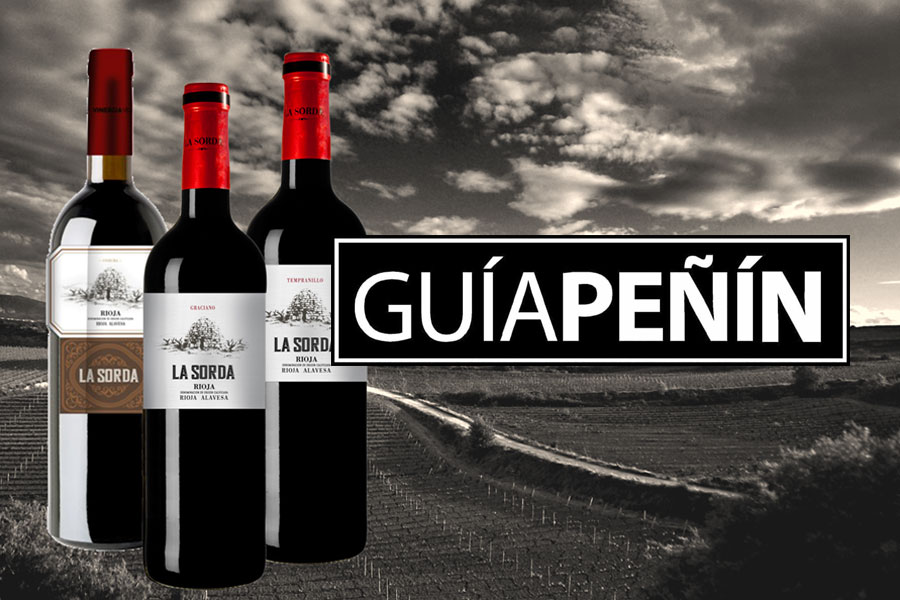 La Sorda triumphed on Guía Peñin