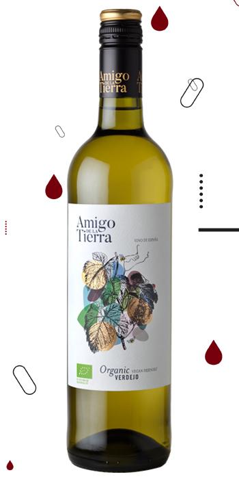 Vinergia Spanish Wines Amigo de la tierra