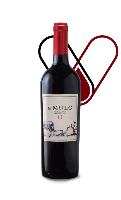 Vinergia Spanish Wines El Mulo Ribera del duero