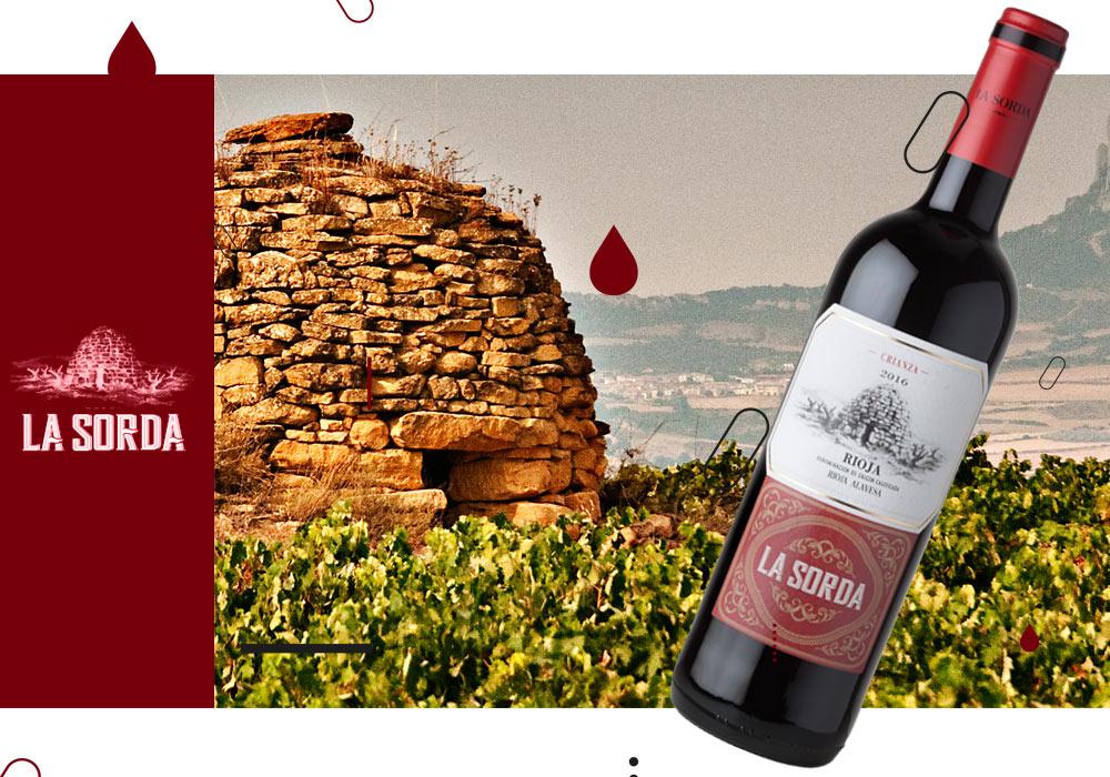 Vinergia Spanish Wines La Sorda Rioja Alavesa