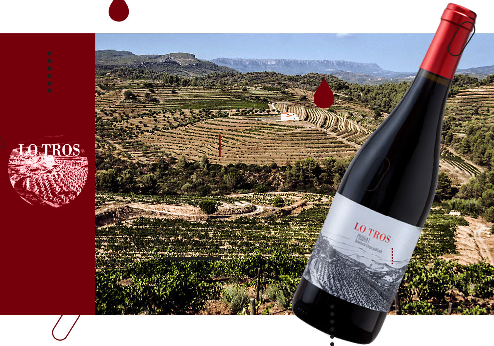 Vinergia Spanish Wines Lo Tros DOQ Priorat