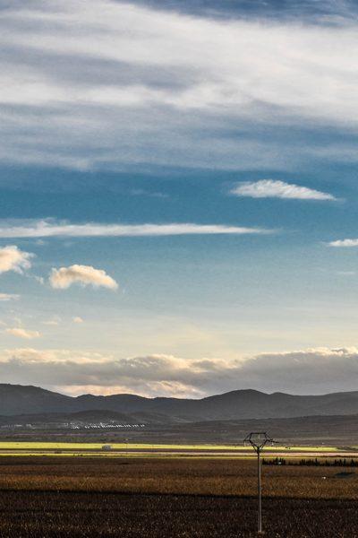 Campos de Luz Landscape